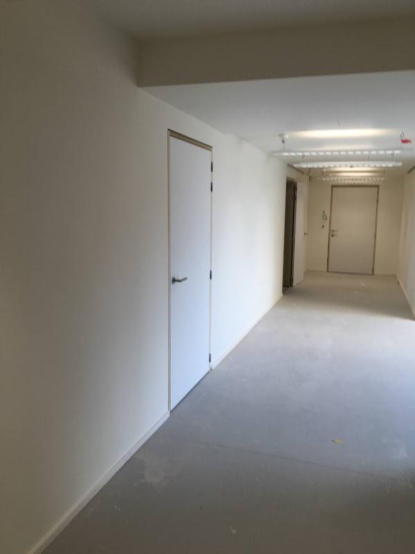Binnendeuren in Blokkader - Kantoorgebouw