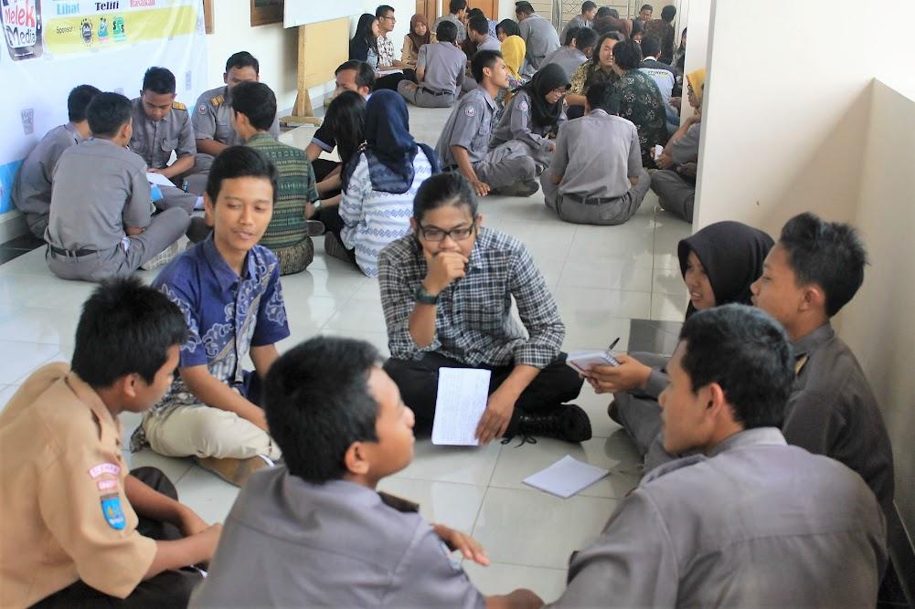 IMIKI Yogyakarta Ajak Siswa Cerdas Bermedia