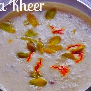 Khoya Kheer (Rice Pudding)