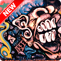 Awesome Graffiti Wallpaper icon