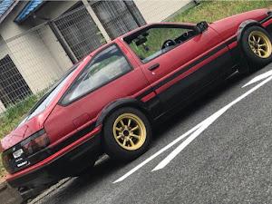 スプリンタートレノ AE86 59年式 GT-V改のカスタム事例画像 mutsuki☆さんの2018年08月15日12:14の投稿