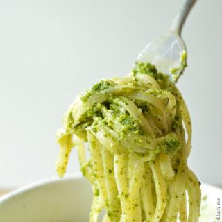 Awesomely Easy Basil Pesto