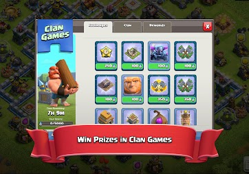 Clash of Clans APK screenshot thumbnail 10