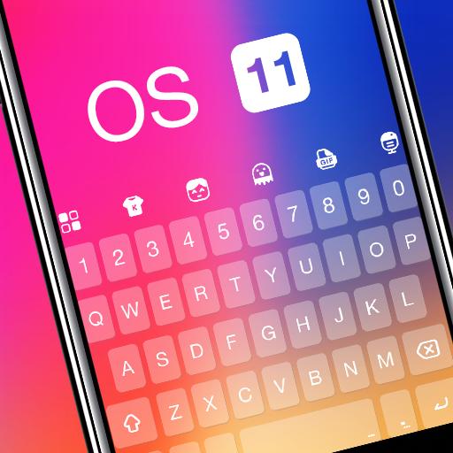 Classic Keyboard Theme for Phone X