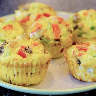 Mini Omelet Muffins {Gluten Free}
