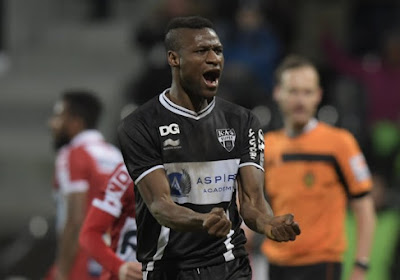 Mamadou Sylla vers le top belge?