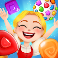 New Tasty Candy Bomb – #1 Free Candy Match 3 Game APK