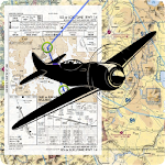 SkyCharts XC EFB geo-referenced plates and charts icon