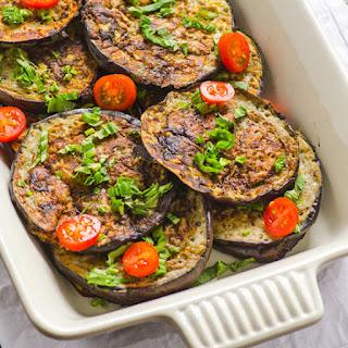 Eggplant Fritters Recipe