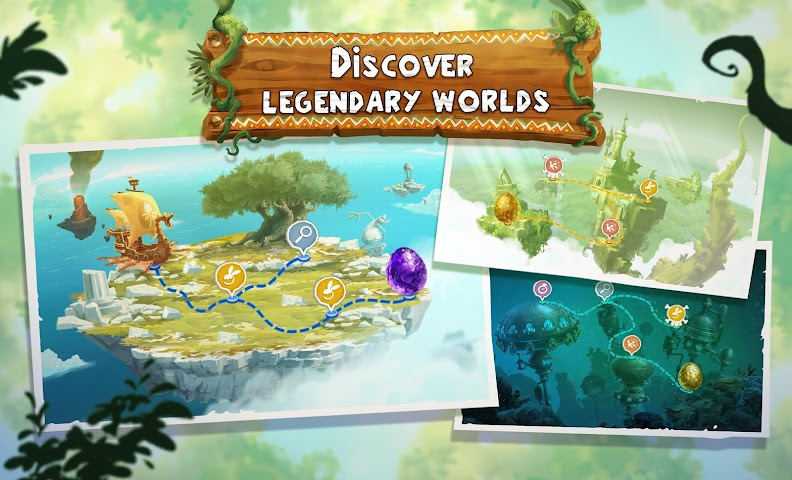android Rayman Adventures Screenshot 16