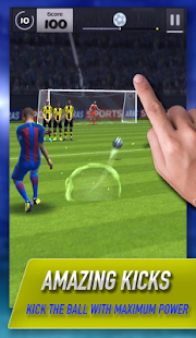 Free Kick 2018 - Football online game - náhled