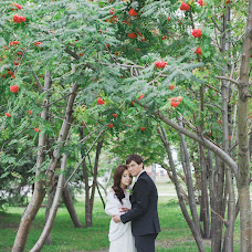 Wedding photographer Olga Kravec (OlgaK). Photo of 27.10.2017