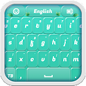 Mint Green Keyboard icon