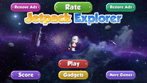 JetPack Explorer