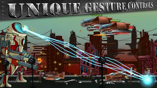 Robot Conqueror- screenshot thumbnail