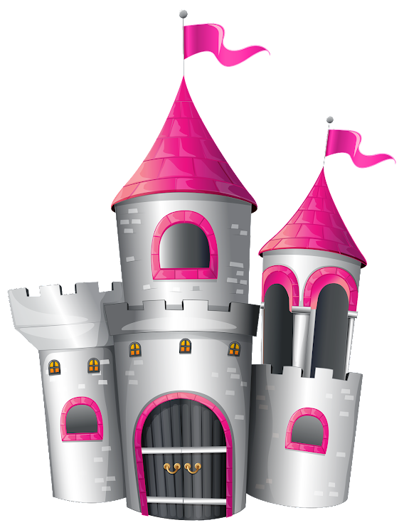 White Pink Castle Jwv8Z4_nGwyvNqzM_j0C
