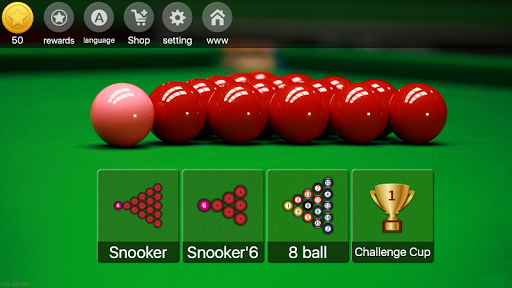 English Snooker - Online & Offline Billiards 2019 58.12 screenshots 1