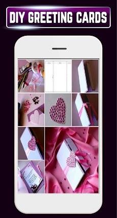 Greeting Card DIY Ideas Home Craft Design Tutorialのおすすめ画像3