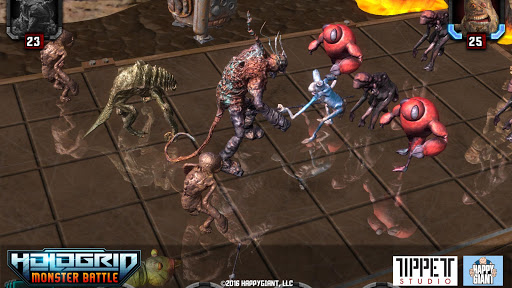 HoloGrid: Monster Battle  screenshots 5