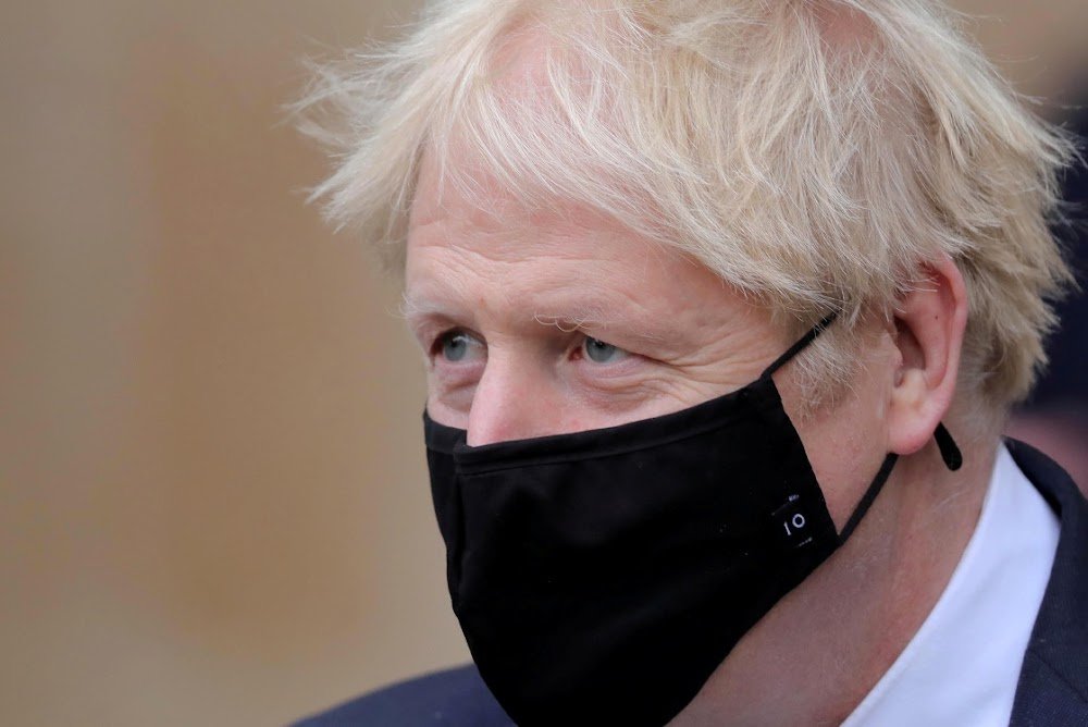 Out of Covid isolation, British PM to give news conference