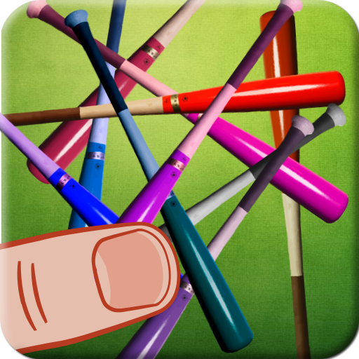Pick up All Sticks in Mikado - 7 Skins FREE