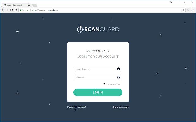 Scanguard Password Vault Assistant