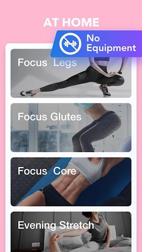 30 Day Workout: Fast Home Weight Loss & Diet Plans 1.1.43 screenshots 1