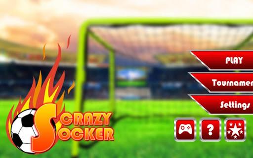 Crazy Soccer 3D 2015