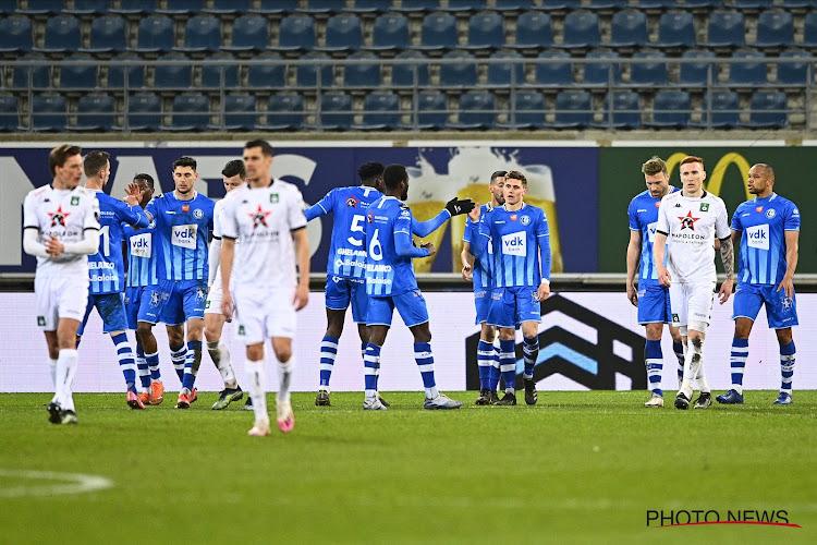 Late strafschop (in twee tijden) bezorgt Gent drie punten van de hoop in teleurstellende pot voetbal tegen Cercle Brugge
