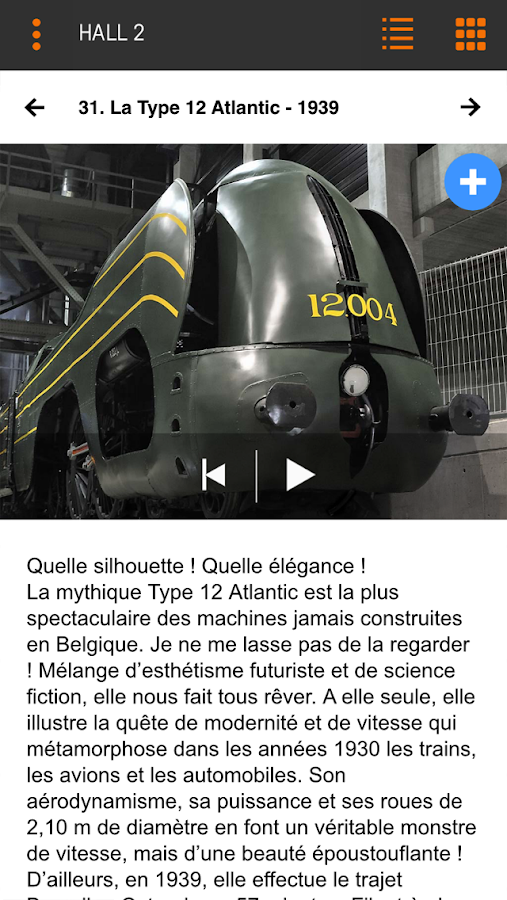 Train World – Capture d'écran