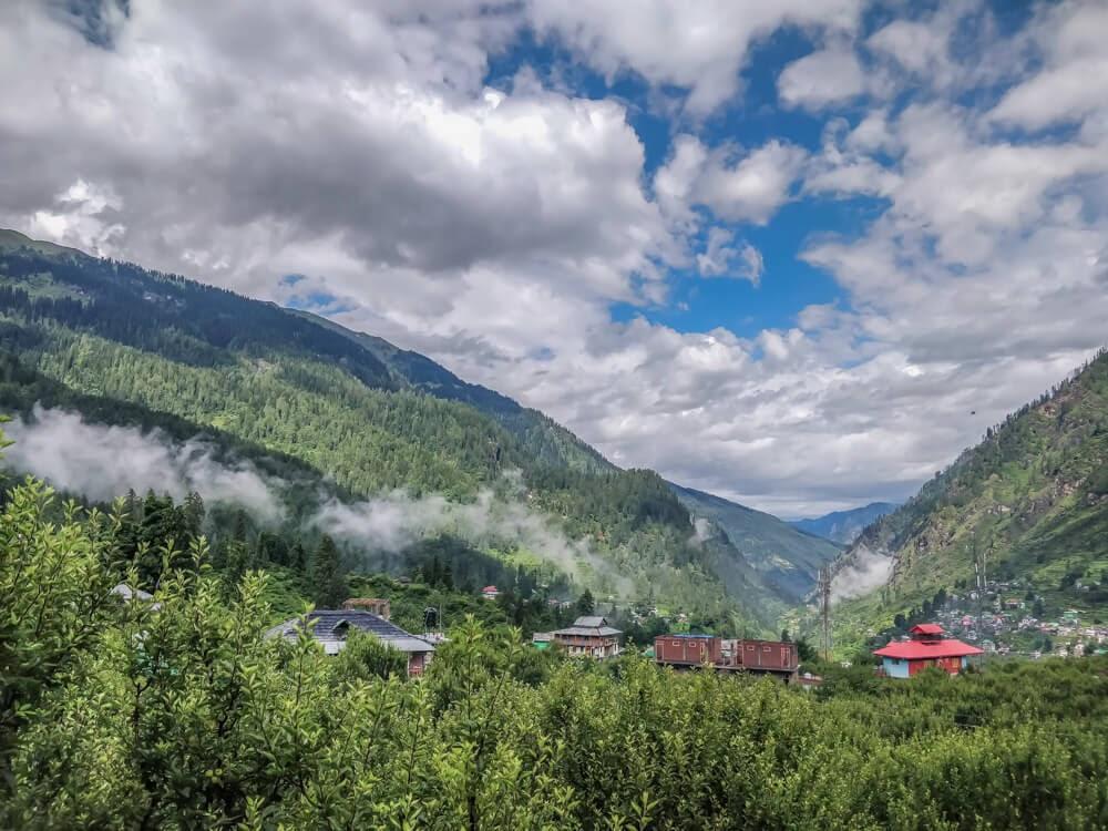 landscape+himalayan+kalga+india+parvati+valley+himachal+pradesh