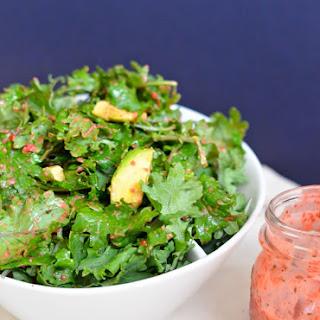 Strawberry Mint Salad Dressing