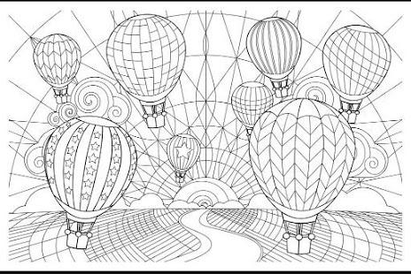 adult coloring books screenshot thumbnail