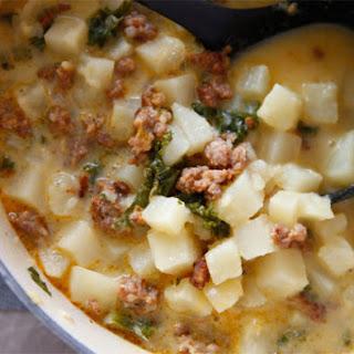 Copycat Olive Garden's Zuppa Toscana Soup