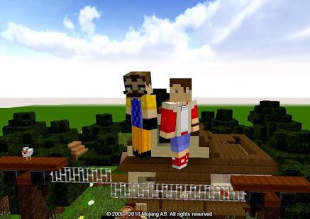 Anzeigen Hallo Nachbar Für Minecraft Apps Bei Google Play - Minecraft spieler online