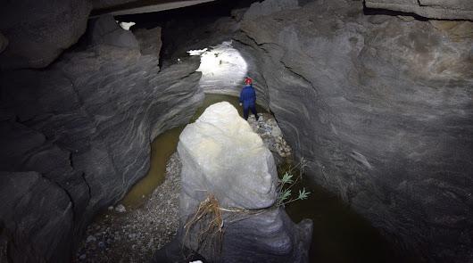 Cuevas de Sorbas espera reanudar las visitas a los karst en yesos en junio