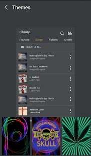 GO Music Player Plus -Free Music,Themes,MP3 Player Screenshot