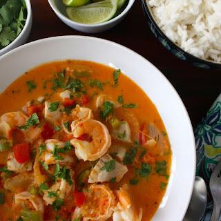 Moqueca - Brazilian Seafood Stew