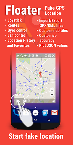 Page 11 : Best android apps for mock location - AndroidMeta
