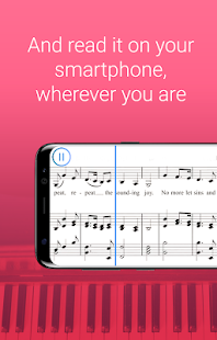 My Sheet Music - Sheet music viewer, music scanner Screenshot