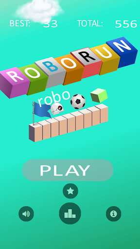 Roborun - Exciting Combination