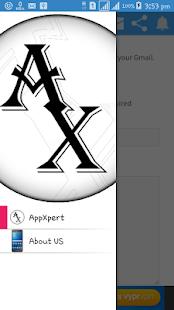 AppXpert - náhled