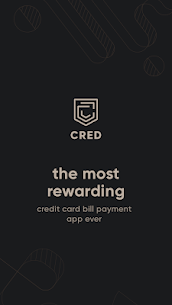 CRED – most rewarding credit card bill payment app 1