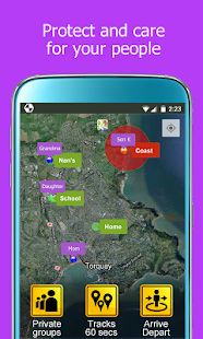 Trusted GPS Tracker - náhled