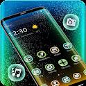 Glitter Fluorescent Business Theme icon