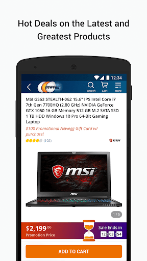 Newegg Mobile 5.14.0 Screenshots 4