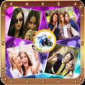 Selfie Camera Live:Photo Frame icon