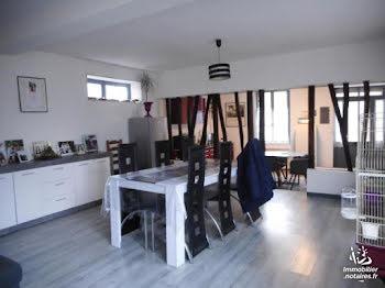 maison à Bazinval (76)