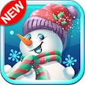 Snowman Swap - match 3 games and Christmas Games icon