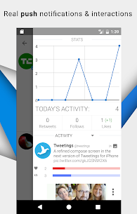 Tweetings for Twitter 11.3.6 [Pro Unlocked/Patched] Mod APK 4